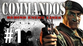 TheViper Plays   Commandos: Behind Enemy Lines   Part 1
