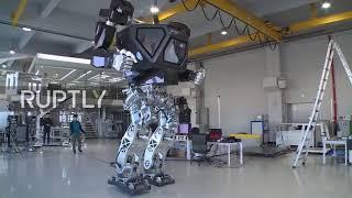 Nguyên mẫu Robot - như trong phim viễn tưởng