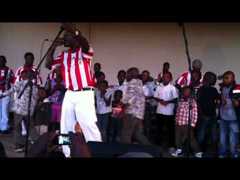 Macheso Zora Butter Concert - Pakare Paye Norton, video