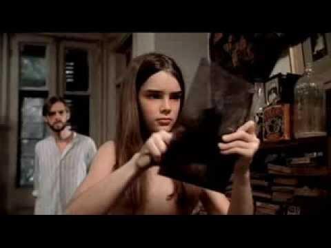 Brooke Shields Pretty Baby Bath Pictures - douglas bucy: a