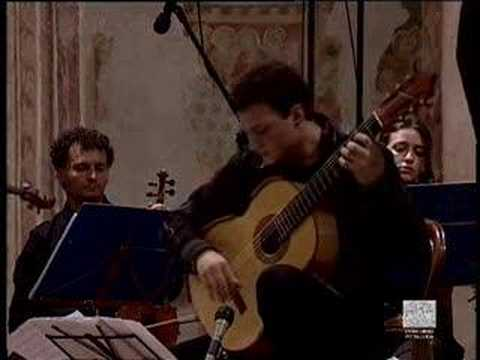 El Cartero Tema - Flavio Sala, guitar and orchestra