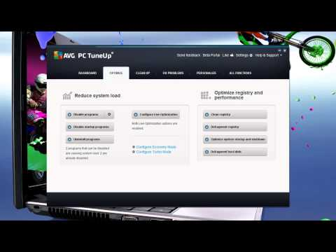 AVG PC TuneUp 2014  BETA