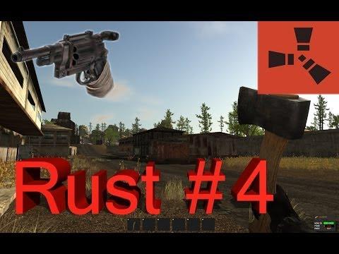 Rust - Часть # 4 | Убийство, как оно есть