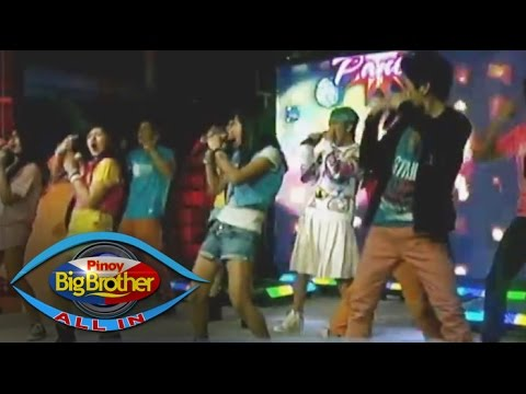 Pbb: Vice Ganda Sings 'boom Panes' With Housemates video