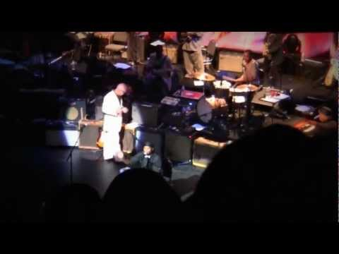 Howlin for Hubert Sumlin Various Artists Apollo Theater NYC 2/24/12