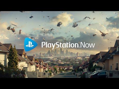 PS Now | Neue Spiele | God of War, GTA V, Uncharted 4 und mehr!