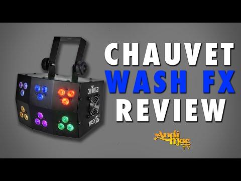 Chauvet Wash Fx Overview/ Review