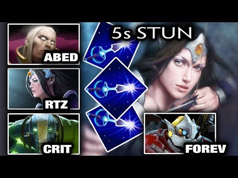 Arteezy ft Abed 3 Arrows combo with Abed invoker skills Dota 2