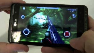Review: LG P920 OPTIMUS 3D im Test_ Mobile Gaming
