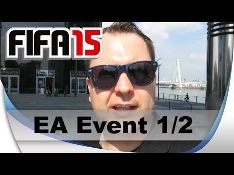 FIFA 15 | EA Youtuber Event - Eindrücke 1/2
