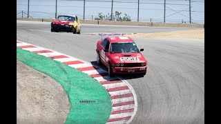 Lucky Dog Racing League, Fastest Lap at Leguna Seca