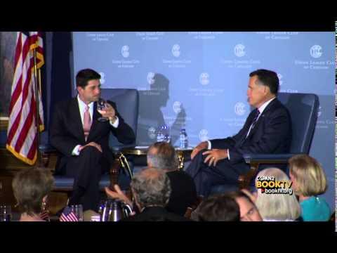 Book TV: Rep. Paul Ryan (R-WI),