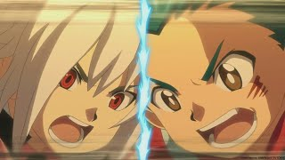 Shu vs Valt -AMV- |Skillet Hero|-Beyblade Burst- Finals