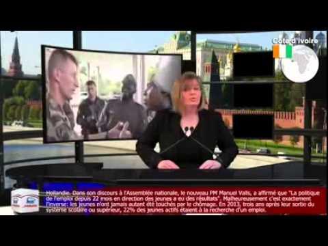 Une TV russe s'interroge sur la présence Gbagbo à la CPI et fait des révélations sur Ouattara