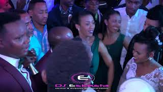 bewketu sewmehon ft dj eskesta||gojam remix||new ethiopian music 2017||yeshiwase & kasanesh wedding