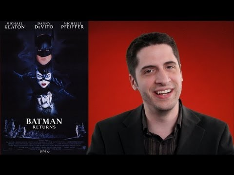 Batman Returns movie review
