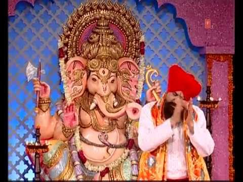 Bigdi Teri Banayega  By Lakhbir Singh Lakkha [full Song] I Ganpati Padharo video