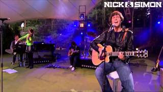 Nick & Simon - Still Searching (Live in Openluchttheater Caprera 2008)
