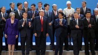 Stephen Yates analyzes the body language of world leaders at G20 summit