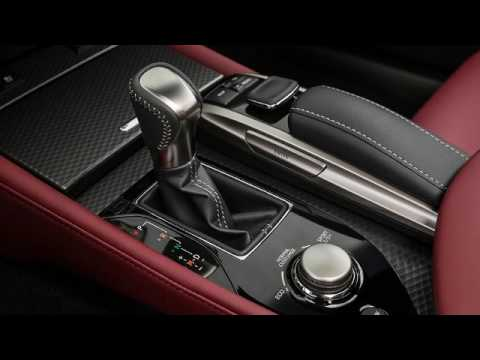 2017 Lexus GS 350 Video