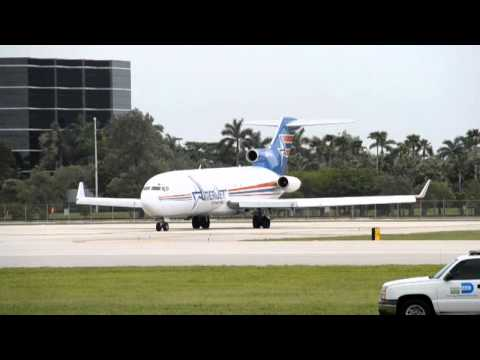 Miami Airport Plane Spotting - THE MOTHER LODE, 2011