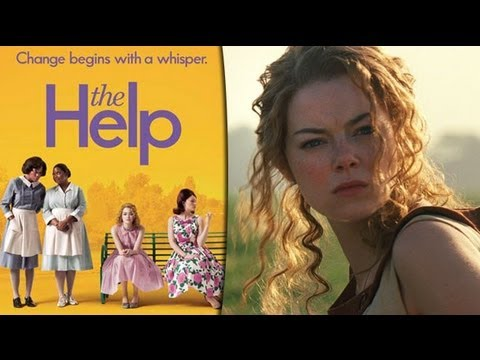 The Help Trailer & Emma Stone, Octavia Spencer And Tate Taylor Exclusive Interview
