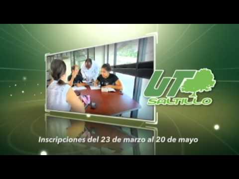 Tú como Valeria, estudia en la Universidad Tecnológica de Saltillo en Derramadero