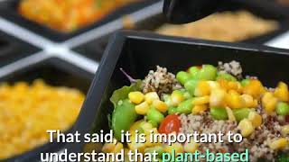 how to lose weight on plant based nutrition