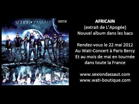 Sexion D Assaut - Africain [L Apogée]