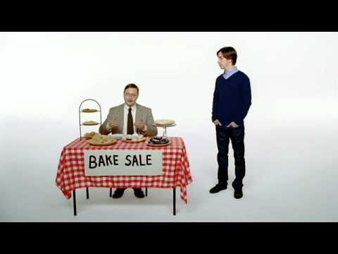 Get a Mac - Bake Sale