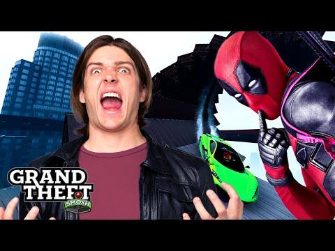 WES LIST DEADPOOL MADNESS (Grand Theft Smosh)