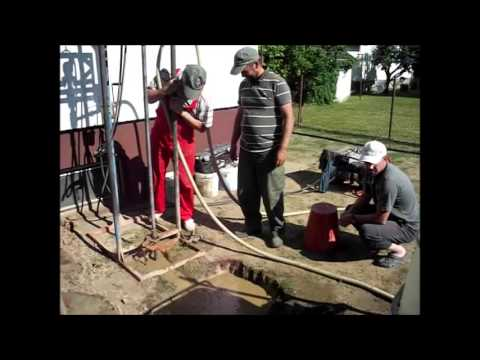 DIY WATER WELL DRILLING WITH