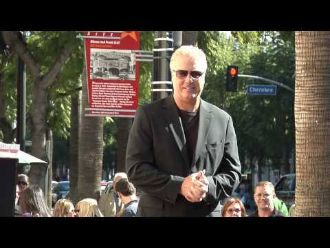 CSI's William Petersen Walk of Fame Star Ceremony
