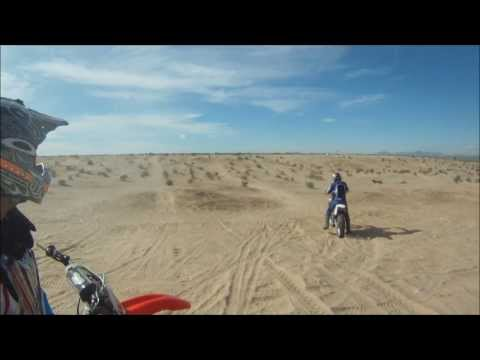 n ford, Yuma AZ Desert Ride Play Day