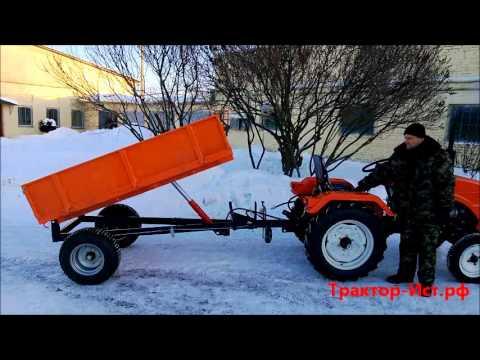 Прицеп для трактора т 40