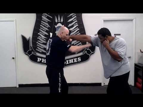 Scott Shields Martial Arts Kali Empty hands series Image 1