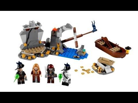 Lego Pirati Dei Caraibi 4184 Lego Pirati Dei Caraibi Isola