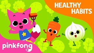 A Healthy Meal | Healthy Eating Song | Healthy Habits | Pinkfong Songs for Children