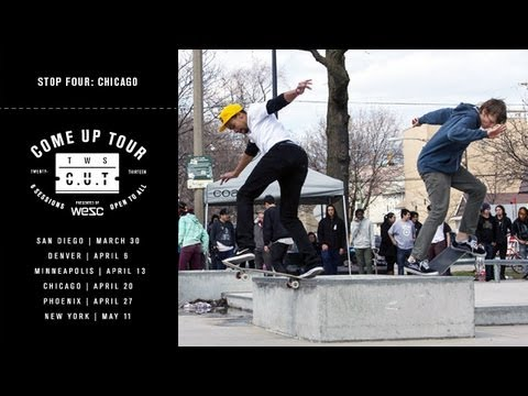 TWS CUT Chicago - TransWorld SKATEboarding