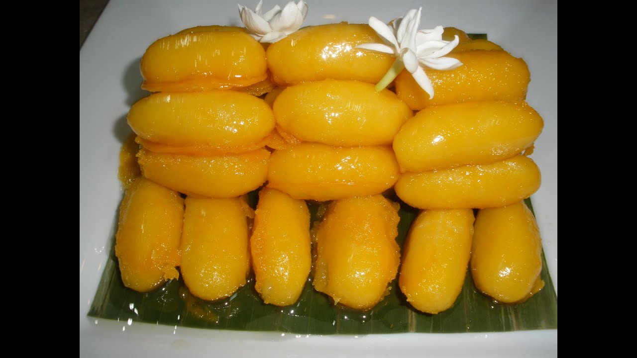 Jackfruit Recipes Dessert Jackfruit Seed Dessert Noum