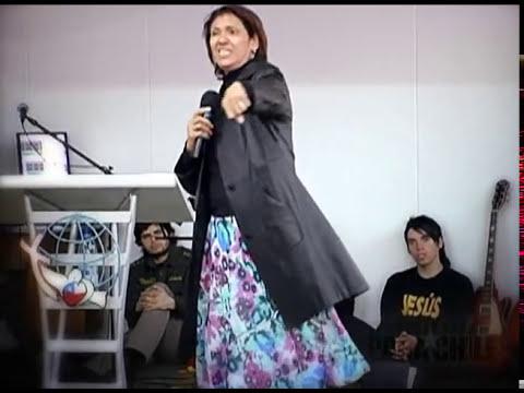 Vilma de Souza - La Armadura de Dios (Testimonio Ex Bruja Satanista Luciferina)