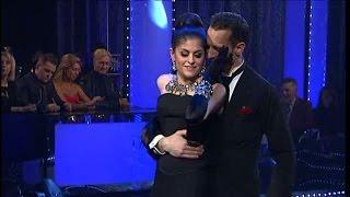 Dilba Demirbag - vals - Let's Dance (TV4)