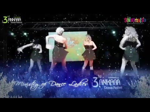 Ministry of Dance Ladies Style Show | AIDC-2015