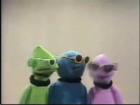 Sesame Street - The Classic Rhyming Song