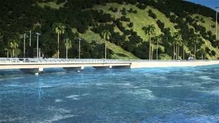 VIDEO: Haiti - Project Reconstruction Route Nationale No 8 Malpasse, Bel Bagay gade...