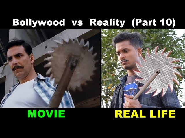 Bollywood vs Reality 10 | Expectation vs Reality | OYE TV thumbnail
