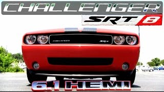 Dodge Challenger SRT8 6.1 HEMI Pure Sound