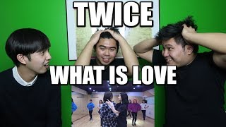 TWICE - WHAT IS LOVE (DANCE VIDEO FOR ONCE) REACTION (TWICE FANBOYS)