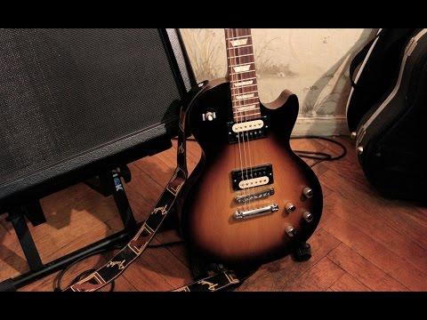 Обзор Gibson Les Paul Future Tribute