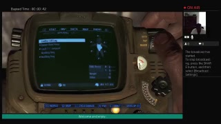 Fallout 4 live stream 5/21 road to 100 subs